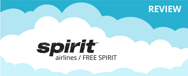Spirit Airlines Free Spirit Program Review