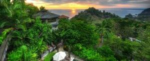 The Rainforests, Volcanos and Beaches of Costa Rica Draw Ecotourists