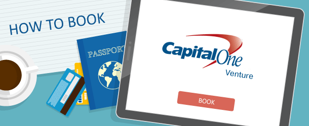 How to Book an Award With Capital One Venture Miles