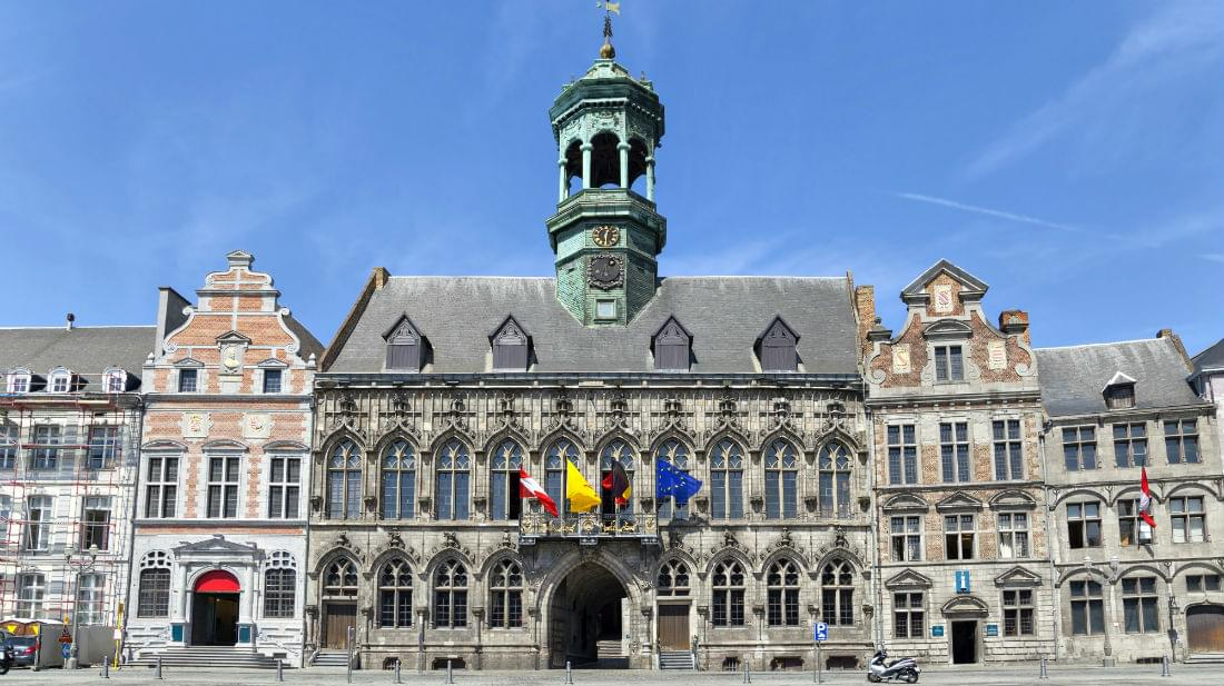 Visit the European Capital of Culture: Mons, Belgium