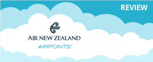 Air New Zealand Airpoints Program Review
