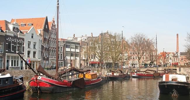 Rotterdam, Historic Delfshaven