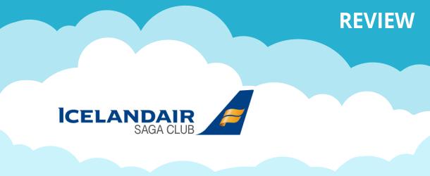 Icelandair Saga Club Program Review