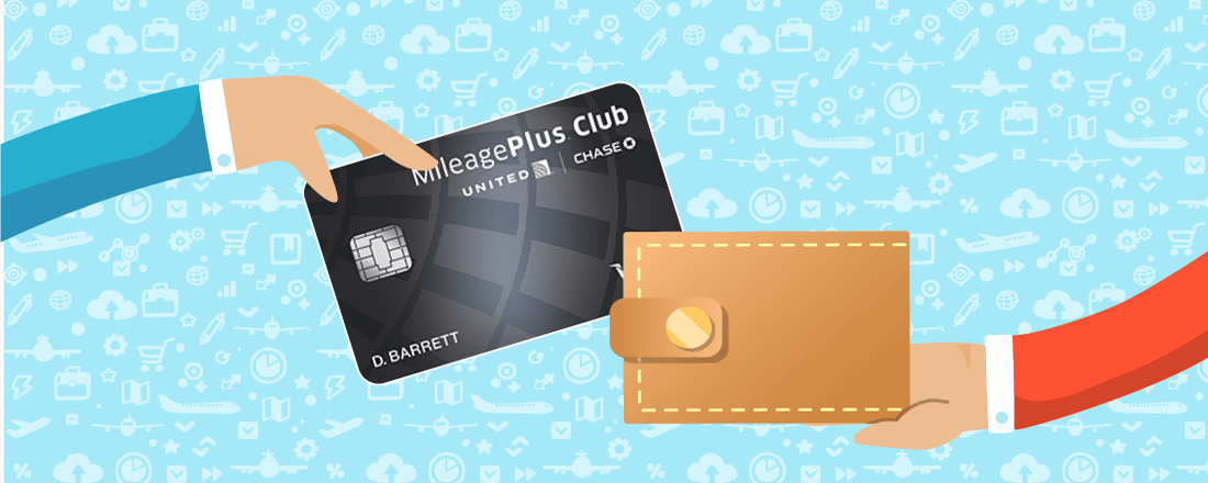 united mileageplus credit card