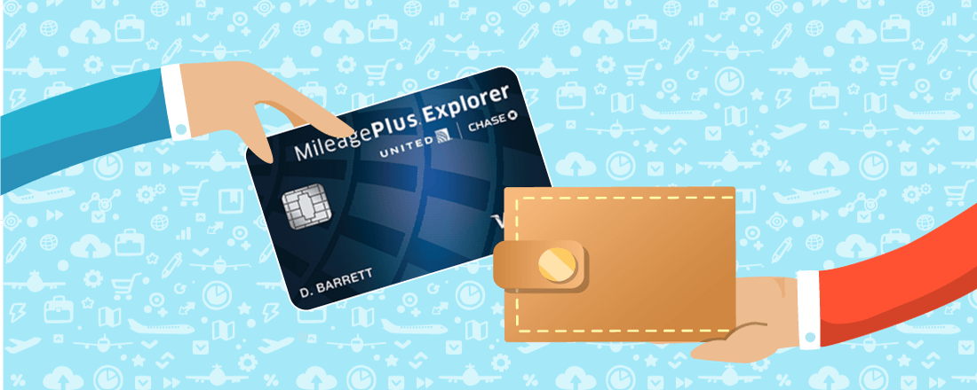 mileageplus explorer card