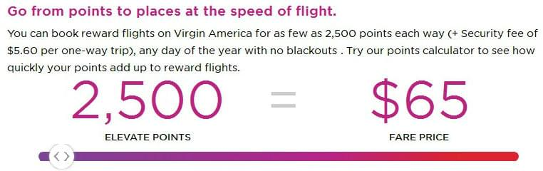Virgin-America-Points-calculator