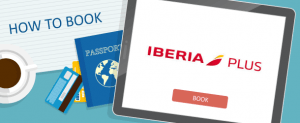 How to Book Iberia Plus Awards
