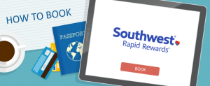 How to Book Southwest Rapid Rewards Awards