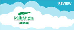 Alitalia MilleMiglia Program Review