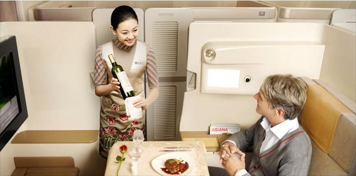 Asiana First Suite Class