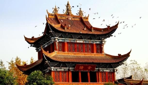 The Zhao Jue Buddhist Temple