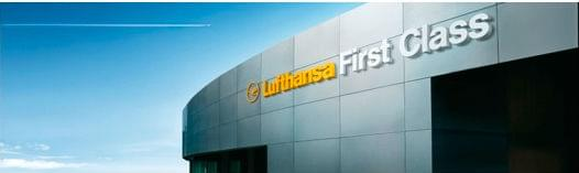 Lufthansas First Class Terminal in Frankfurt