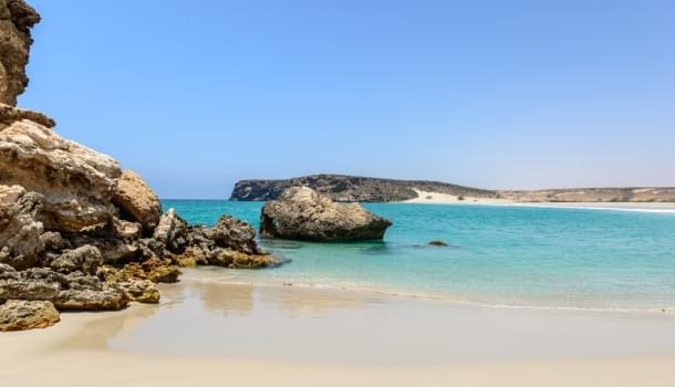 Salalah seaside resorts