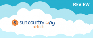Sun Country Airlines Ufly Rewards Program Review