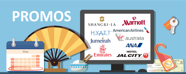 Earn Bonus Miles From the Middle East to the Far East