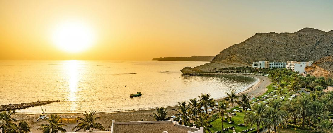 Tourists are Flocking to Oman's Outstanding Beaches and Rich History