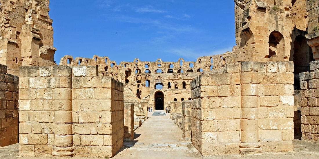 Take Time to Explore Tunis
