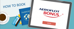How to Book Aeroflot Bonus Awards