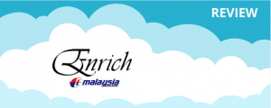 Malaysia Airlines Enrich Program Review