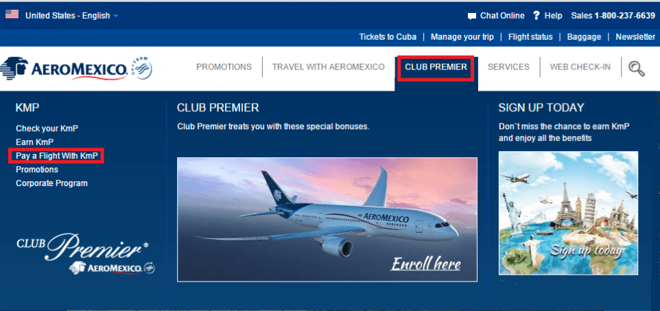 PIC-1-How-to-Search-AeroMexico-Award-Online