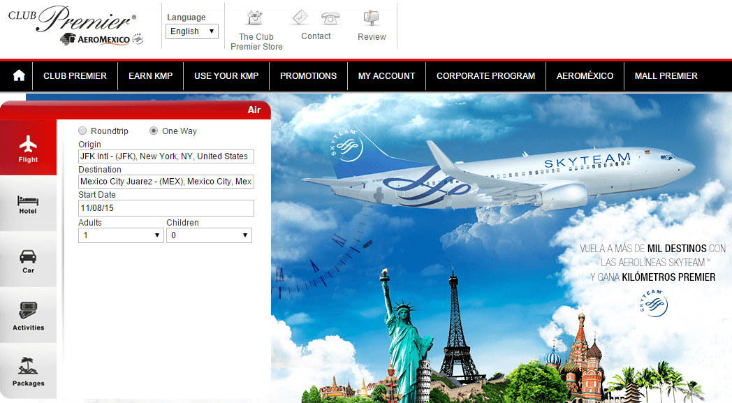 PIC-4-How-to-Search-for-AeroMexico-Award-Seat-Online