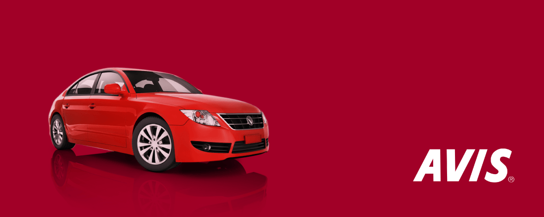 Rent a car at Avis and earn bonus QMiles