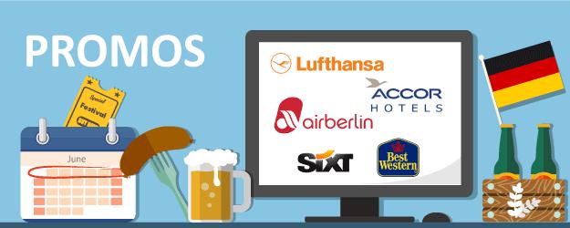 Get Big Bonus Miles in Germany