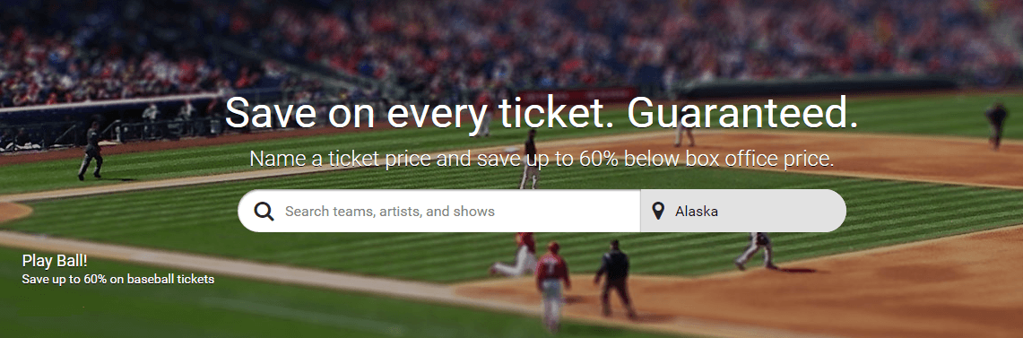 ScoreBig offers discounted event tickets and bonus airline miles