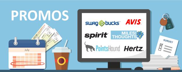 Spirit Bonus Miles and Discount Offers Abound This Summer