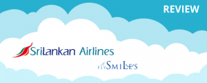 SriLankan Airlines FlySmiLes Program Review