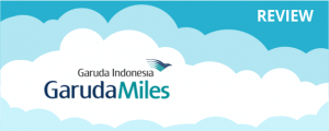 Garuda Indonesia GarudaMiles Program Review