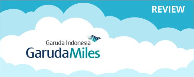 Garuda Indonesia GarudaMiles Program Review