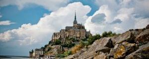 The Unique Feudal Abbey of Mont Saint Michel