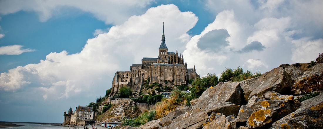 The Unique Feudal Abbey of Mont Saint Michel
