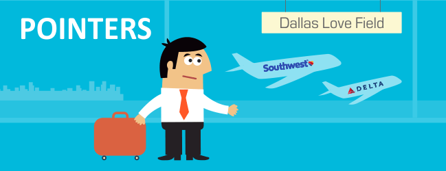 Southwest and Delta Decide to Play Nice at Dallas Love Field—For Now