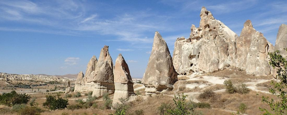Stunning and Surreal: Goreme, Turkey