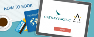 How to Book Cathay Pacific Asia Miles Awards