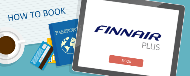 How to Book Finnair Plus Awards