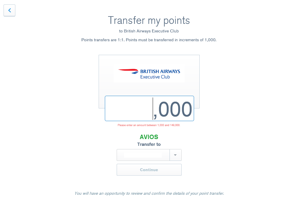 How to Transfer Chase Ultimate Rewards Points