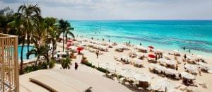 Relax on the White Sands of Grand Cayman's Seven Mile Beach