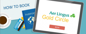 How to Book Aer Lingus Gold Circle Awards