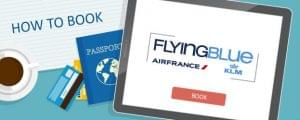 How to Book Air France/KLM Flying Blue Awards