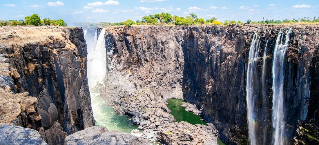 Magnificent Victoria Falls