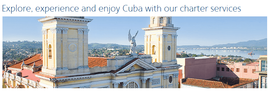 Cuba Travel Services and American will offer flights from LA to Cuba