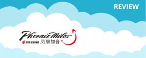 Air China PhoenixMiles Program Review