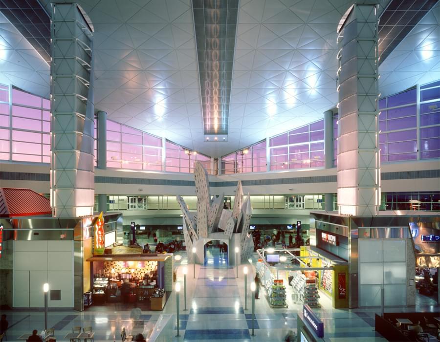 Terminal D