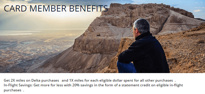 Some of the perks that come with the Platinum Delta SkyMiles credit card