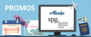 Double Miles on New Routes From Alaska Airlines