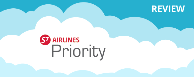 S7 Airlines Priority Program Review