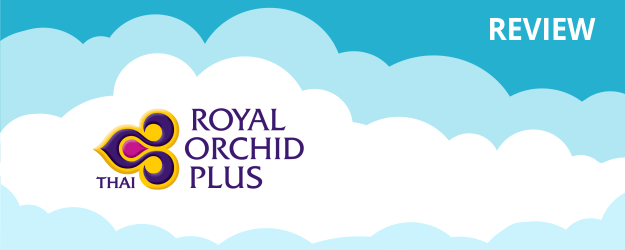 Thai Airways Royal Orchid Plus Program Review